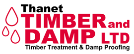 Thanet Timber & Damp Logo