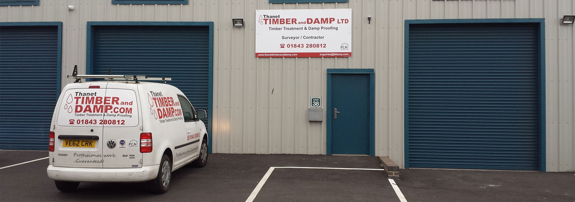 Slideshow Image - Thanet Timber & Damp